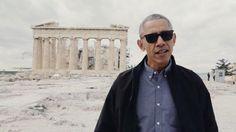 """Την καλύτερη διαφήμιση στην Ελλάδα έκανε ο Ομπαμα - Δείτε το βίντεο που """"παίζει"""" σε όλη τη γη!"""