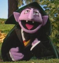 20 Best Count von Count images | Sesame streets, Jim ...