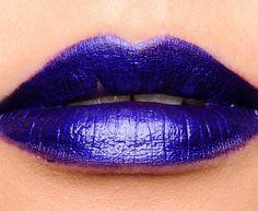 OCC Metallic Lip Tar Swatch - Technopagne