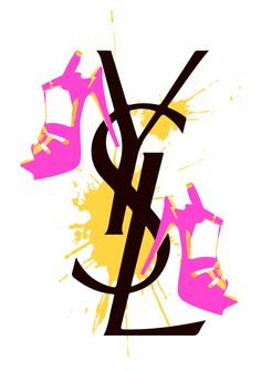9 Best Logo Ysl Images Ysl Logos Saint Laurent