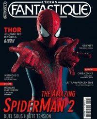 L'Ecran Fantastique #346 : The Amazing Spiderman 2