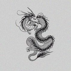 Dragon Tattoo Drawing, Snake Tattoo, Arm Tattoo, Sleeve Tattoos, Dragon Tattoo Back, Red Ink Tattoos, Sun Tattoos, Small Tattoos, Anime Tattoos