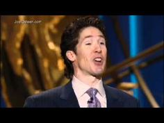 Joel Osteen - God works all things TOGETHER for your good. Awesome message based on Romans 8:28