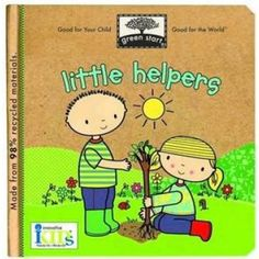 picture book Little Helpers