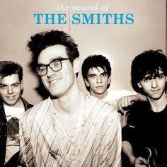 The Smiths - I have recently started listening to them (I know, I live under a rock) and I absolutely love them now. I love listening to bands people I know rave about and loving them too.