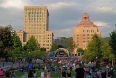 This link is a nice list of all the summer festivals in Asheville NC . Asheville is only about 45 min away from lake lure so we could go out for dinner and drinks and what not. This list could help us plan a week we want to go up there so we can attend a cool festival.