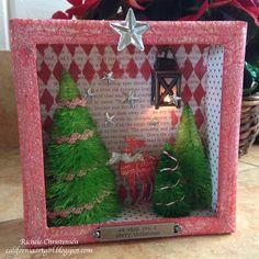 Richele Christensen: Christmas Configurations