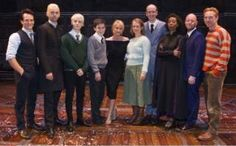 JK Rowling joins the cast of Harry Potter and the Cursed Child on stage in London