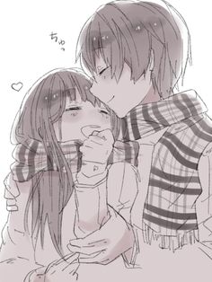 Anime Couple, Kawaii ^-^
