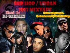 NEW Hip Hop / Urban 2013 Mixtape -Nicki Minaj, Drake, Rick Ross, Lil Way...