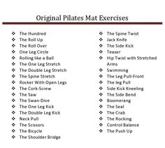 Pilates exercises chart exercises classes charts and lot classical pilates reformer sequence google search fandeluxe Images
