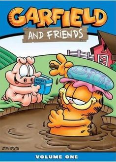 *1988 - Garfield and Friends (U.S. Acres AKA Orson's Farm) | Garfield i la granja de l'Orson | Garfield y sus amigos