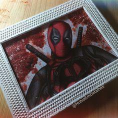 Deadpool man!!! L fanart by @NubiaEmDetalhes