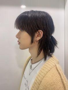 Side Profile, Mullets, Hair Inspo, Pretty Boys, Mini Albums, Short Hair Styles, Hair Cuts, Dreadlocks, Beauty