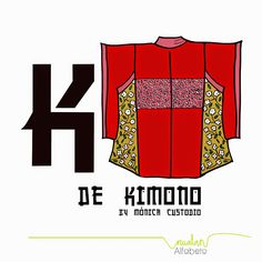 nualan: Alfabeto nualan / Diccionario ilustrado: K de Kimo...