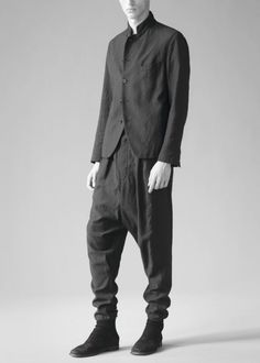 Forme d'Expression SS14 Lookbook - Men's - StyleZeitgeist