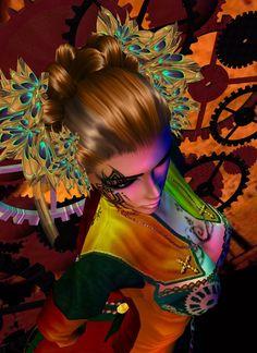 IMVU by Auntiepjl Imvu, Cool Pictures, Princess Zelda, Colour, 3d, Color, Colors