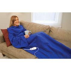 ion audio, ion heat, gift ideas, heat snuggi, sleev, electr blanket, blankets, heat blanket, coze heat
