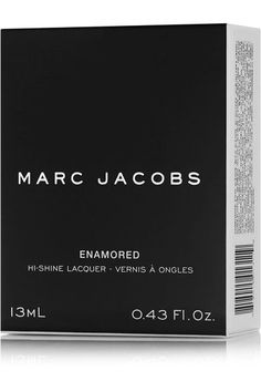 Marc Jacobs Beauty - Enamored Hi-shine Nail Lacquer - Resurrection - Pastel pink - one size