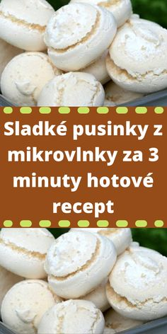 Czech Recipes, Sweet Desserts, Cake Pops, Christmas Cookies, Kids Meals, Deserts, Food And Drink, Gluten Free, Sweets