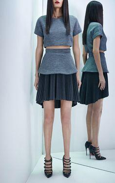 Cushnie et Ochs Pre-Fall 2015 Trunkshow Look 26 on Moda Operandi