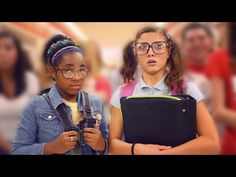 High School Dance Battle - Geeks vs. Cool Kids! (4K) - YouTube geeks got swag also