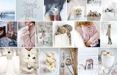 Bonne Année ! Pour cette nouvelle année 2017, je vous propose un mood board de plonger au coeur de l'hiver dans une ambiance naturelle, douce et romantique. Ruffle Blouse, Mood, Women, Fashion, Happy New Year, Romantic, Winter, Moda, Fashion Styles