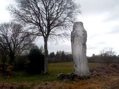 Menhir de Saint Jean - Découvrez la vraie Bretagne !