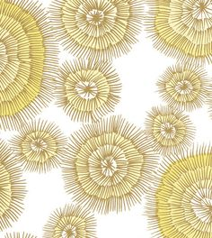 makelike (a shop) Burst Wallpaper: Yellow