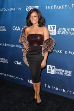 Garcelle Beauvais Photos - 5th Annual Sean Penn & Friends HELP HAITI HOME Gala Benefiting J/P Haitian Relief Organization - Arrivals - Zimbio