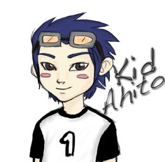 Kid Ahito as we imagine it. Collab with ~animetomboy Lineart done by ~animetomboy Colors by Me Ahito, Galactik Football © Aphanim and co. GF: Ahito as a child Galactik Football, Children, Kids, Knight, Deviantart, Color, Young Children, Young Children, Boys