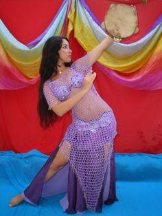 Thais Bellydancer: Dança com Pandeiro