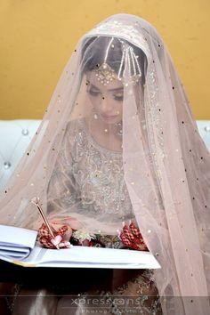Asian Wedding Dress, Pakistani Wedding Outfits, Wedding Dresses For Girls, Bridal Outfits, Bridal Looks, Bridal Style, Nikah Ceremony, Walima Dress, Pakistan Wedding