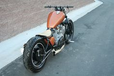 82 yamaha virago bobber | Flickr - Photo Sharing!
