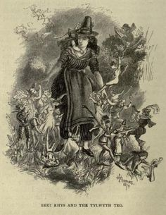 Some Anonymous and Forgotten Illustrations for Early 19th Century Books on Fairy Lore
