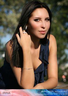 Irina intown model