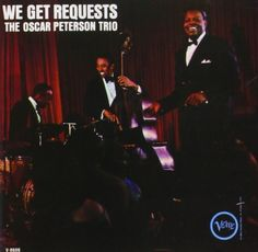 We Get Requests 0602498840429 by Oscar Peterson, CD, BRAND NEW F/S #Bebop
