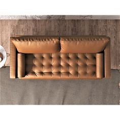 50 Comfortable Sofa Ideas To Increase Living Room Design - The sofa is one of the most vital pieces of furniture at home. Although it is the first thing that your visitors will ever see, and one of the most im. Black Furniture, Leather Furniture, Leather Sofa, Cool Furniture, Furniture Layout, House Furniture, Brown Leather, Furniture Design, Living Room Sets
