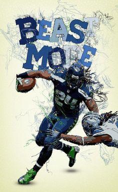 Seattle Seahawks - Art
