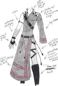 MHcd - Gothic Arrow by LoveLiesBleeding2 on DeviantArt