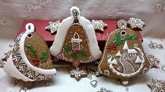 images of chirstmas bell cookies | Christmas bell | Cookie Connection