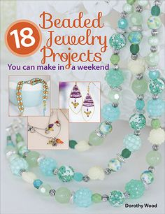 Create jewelry pieces to wear and share! $14.99
