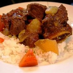 Korean Braised Short Ribs (Galbi Jjim) Allrecipes.com