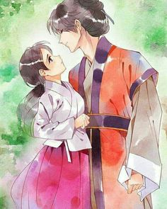Wang So & Hae Soo