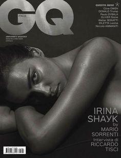 Imagen de gq, magazine, and irina shayk