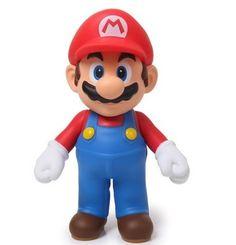 3pcs/lot Super Mario Bros Luigi Mario Action Figure PVC Super Mario Figure Model Doll 13cm Figure Toys For Children / Kid