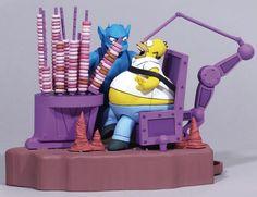 The Simpsons Talking Cuckoo Clock Amazon Co Uk Toys