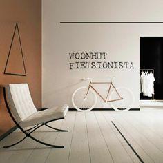 WOONHUT - FIETSIONISTA www.designhut.nl