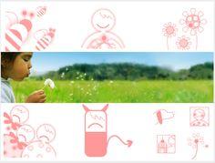 Allergopharma's Icons