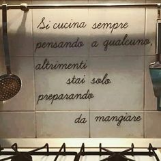 #cucina